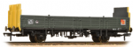 373-630 Farish 31 Ton OBA Open Wagon High Ends BR Railfreight Distribution